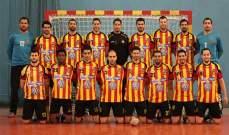 الترجي يتوج بلقب بطولة الاندية العربية لكرة اليد والعربي ثالثا
