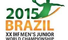 مصر تهزم كوريا الجنوبية وتتأهل لربع نهائي مونديال شباب اليد