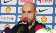 مدرب قطر : نسعى لانطلاقة مثالية في التصفيات امام افغانستان