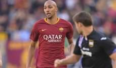 روما يحاول ترحيل نزونزي إلى الدوري التركي
