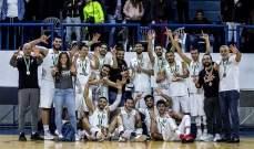 الجامعة اللبنانية الاميركية (LAU) بطلة الجامعات في كرة السلة