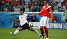 الاتحاد المصري يشكو حكم لقاء روسيا ومصر