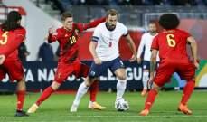 بلجيكا تحسم صدارتها بالفوز امام انكلترا وثنائية للاتزوري امام بولندا