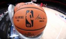 الNBA تعلن عن إصابة 9 لاعبين بكورونا