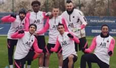 سان جيرمان يستعيد ثنائي الفريق ويكشف موقف نيمار من موقعة برشلونة