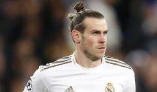 اللاعبون في ريال مدريد يريدون بقاء بايل