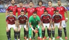 منتخب مصر يستبعد المحترفين من المباراة الودية أمام الكويت