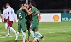 السعودية تفوز وديا استعدادا للمونديال