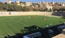 الدوري اللبناني لكرة القدم : تعادل الاخاء والسلام والتضامن يتخطى شباب الغازية