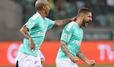 الدوري البرازيلي: بالميراس يهزم سيارا ويضغط على فلامنغو