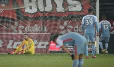 موناكو يواصل انهياره حتى من دون هنري وفوز قاتل لستراسبورغ