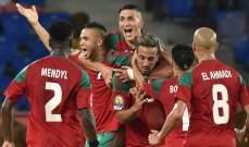 كونغو تخطف الصدارة بالفوز على توغو والمغرب ترافقها للدور المقبل