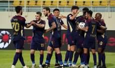 الدوري الاماراتي: ثلاثية للوحدة والنصر يغلب إتحاد كلباء