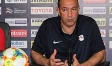 مدرب الريان : نريد تحقيق الفوز على لوكوموتيف طشقند