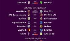 مانشستر يونايتد وتشيلسي في قمة الجولة الاولى من الموسم الجديد للدوري الانكليزي الممتاز