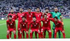 المنتخب البحريني يستأنف تدريباته استعدادا لودية لبنان