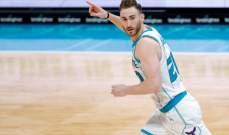 NBA: الهورنتس يتخطى نيويورك نيكس وتألق هايوارد