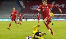 مولر يشدد على أهمية الفوز أمام دورتموند