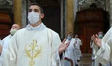 صامويل بيراميني: من لاعب كرة قدم إلى كاهن في الفاتيكان
