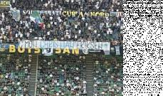 جماهير الانتر تساند اريكسن في مواجهة بولونيا