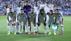 """بعثة المنتخب السعودي تصل قطر استعدادا لـ """"خليجي 24"""""""