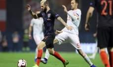 بوسكيتس : منتخب اسبانيا لم يستحق الخسارة امام كرواتيا
