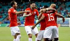 تقييم اداء لاعبي مباراة تشيلي والاكوادور