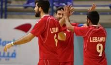 ودياً - لبنان ينهي استعداداته لبطولة اسيا بفوزٍ مهمٍ على العراق