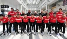 كرة صالات: منتخب لبنان تحت 20عاما يتقدم في بطولة اسيا