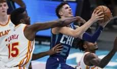 لاميلو بول يدخل تاريخ الرابطة الوطنية لكرة السلة الاميركية