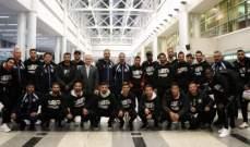 النجمة يغادر الى الاردن لافتتاح مباريات بطولة كاس الاتحاد الاسيوي