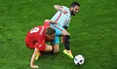 يورو 2016: تركيا تُلغي طموح تشيكيا بالتأهل وتنتظر مصيرها