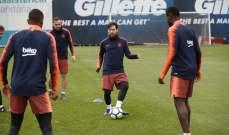 حملة لفحص المنشطات تستهدف لاعبي برشلونة