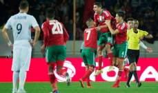 المغرب يختار تشكيلته لمواجهة السنغال والكونغو