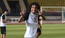 المصري عمرو وردة يتألق في الدوري اليوناني