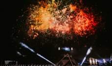 مصر تبهر العالم باحتفالية نهائي افريقيا