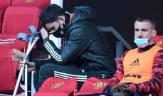 سولسكاير: افتقدنا لـ ماغواير خلال مباراة ليفربول