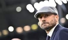 رسميًا: بيتراكي المدير الرياضي الجديد لروما