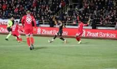 كأس تركيا : غلطة سراي يتغلّب على بولو سبور