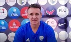 رازوفيتش: ترشيحي لتدريب منتخب الإمارات شرف كبير لي