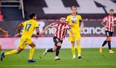 الدوري الاسباني: قاديش يغلب بلباو وفوز قاتل لإشبيلية على ليفانتي