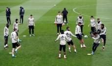 ريال مدريد ينهي استعدادته للكلاسيكو