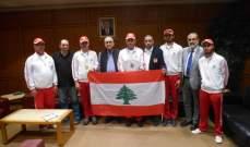 عودة بعثة الدراجات من سلطنة عمان حاصدة 3 ميداليات:ذهبية،فضية وبرونزية