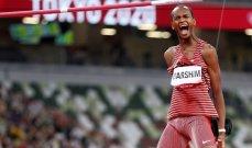 مقابلات حصرية مع بطلي قطر في اولمبياد طوكيو