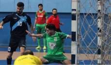 بنك بيروت يفوز على الشويفات ويتابع صدارته لبطولة لبنان للفوتسال