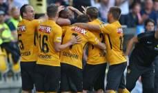 هزيمة مذلّة  لبازل في الدوري السويسري