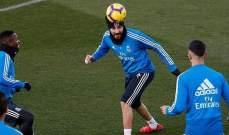 غيابات كثيرة تضرب ريال مدريد قبل لقاء الافيس