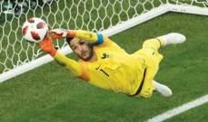 ديشان: موسم هوغو لوريس مع المنتخب الفرنسي إنتهى