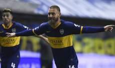 دي روسي: شغف الأرجنتين لكرة القدم لا تضاهيه إيطاليا