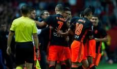 فورو سعيد بفوز الخفافيش أمام غرناطة